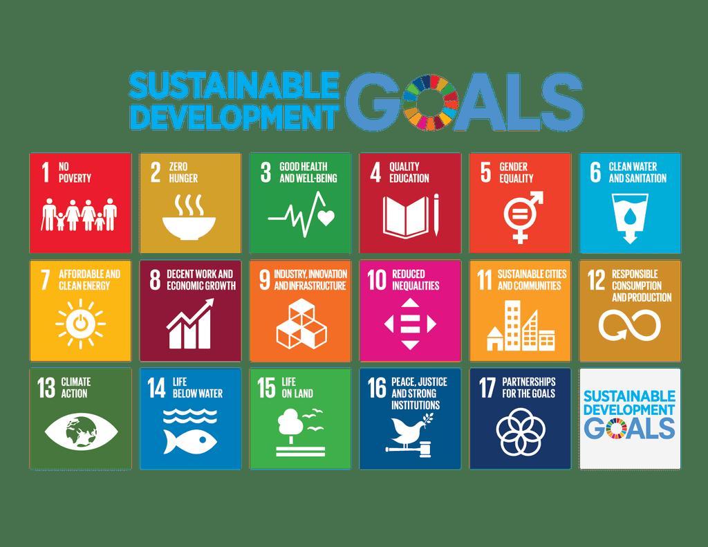 17 SDGs Ziele Nachhaltiger Entwicklung