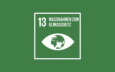 13 – Maßnahmen zum Klimaschutz
