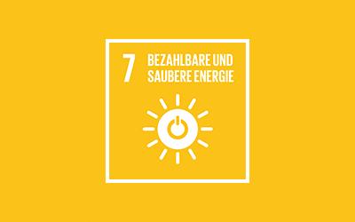 07 – Bezahlbare und saubere Energie
