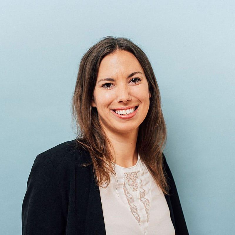 Stefanie Weniger, Projektmitarbeiterin