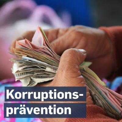 Korruptionsprävention