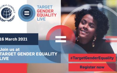 Target Gender Equality LIVE Event
